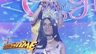 It's Showtime Miss Q & A: Marigona Dona Dragusha retains her title