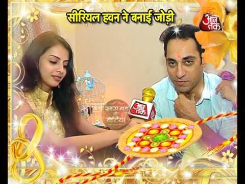 Shrenu Parikhs Virtual Rakhi Celebration