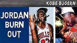 Michael Jordan kurz vor BURNOUT? | Spielsucht, Dream Team, Finals | C-Bas & KobeBjoern