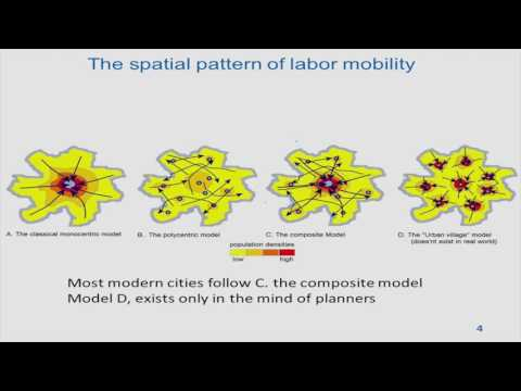 Cities and Labour Markets: Alain Bertaud