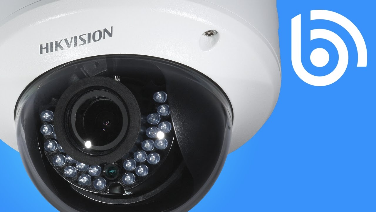 Hikvision Ds 2ce56f7t Itz Turbo Hd Cctv Camera Demo Youtube