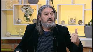 Jugoslav Petrusic o pretnjama, vezama terorista i Kosmetu - DJS - TV Happy 5.10.2018