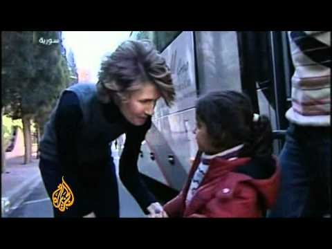 Assad family targeted by new EU sanctions