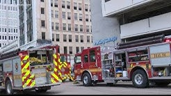 Car catches fire in Jacksonville parking garage