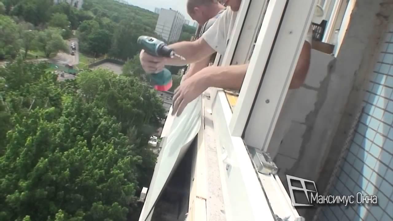 Максимус окна - ремонт лоджии 4 метра под ключ технология ре.
