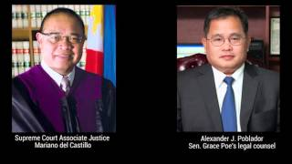 Supreme Court justice asks: Is Grace Poe a citizen by presumption?