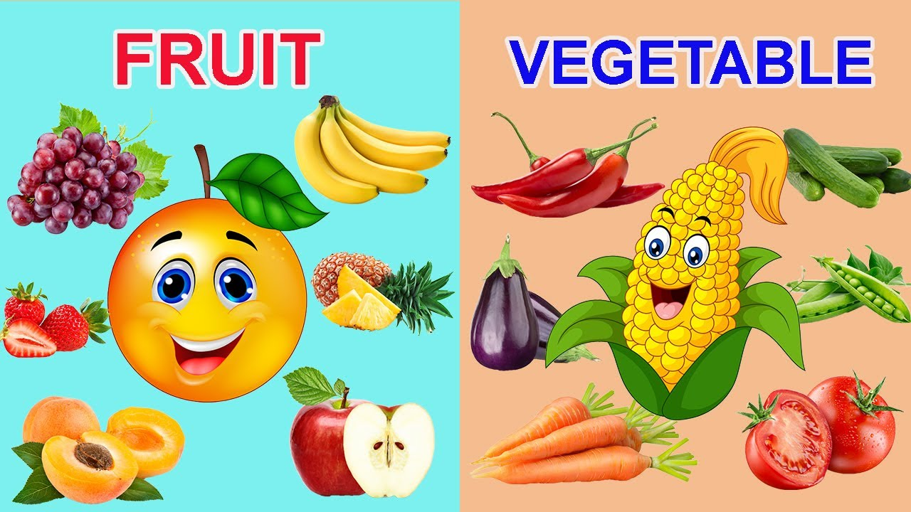 Learn Fruits Names In English For Children   Learn ...