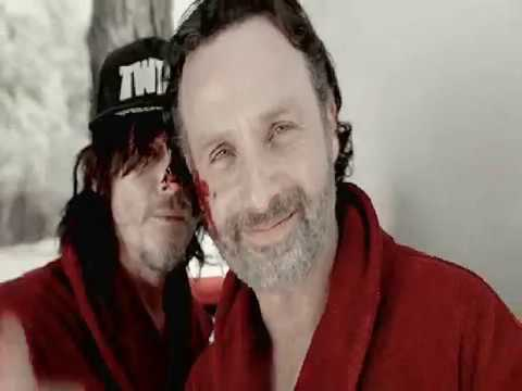 BROMANCE ♥ Norman Reedus Andrew lincold