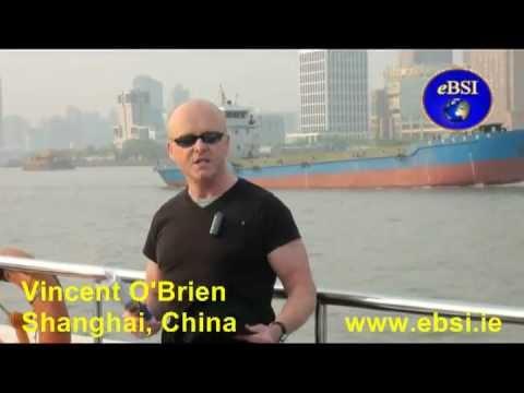eBSI Export Academy - International Trade Broadcast - Shanghai China
