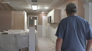 St. Charles residents still cleaning up after May flood as Cristobal looms in the Gulf