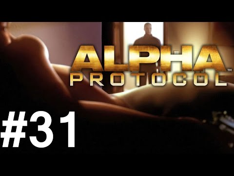 Alpha Protocol Let's Play - Part 31: Grand Hotel [Hard]
