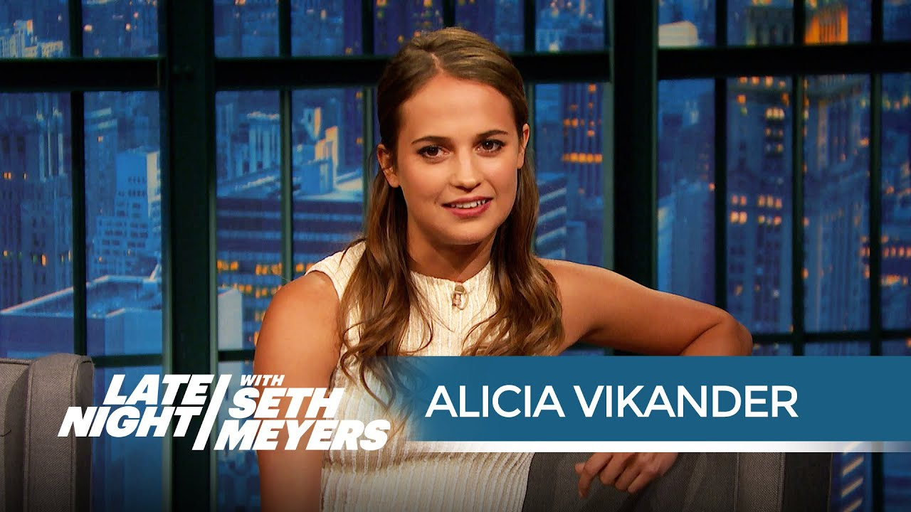 alicia vikander dance