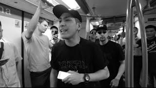 ทูพีแร็พสดบนรถไฟฟ้า ยังไม่พูดเลย #YMPL