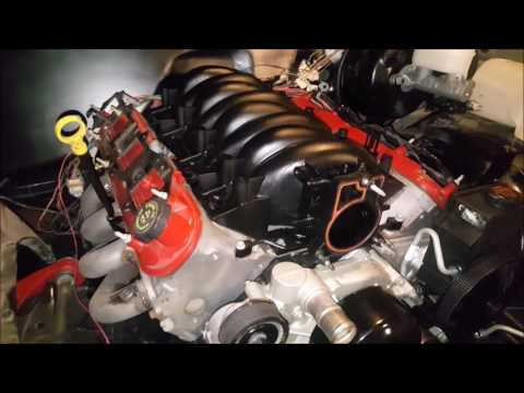 Veltboy's Garage - LS Swap, Intake, Injectors, Fuel Rails, Throttle Body Cleaning & Install