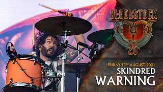 SKINDRED - Warning - Bloodstock 2021