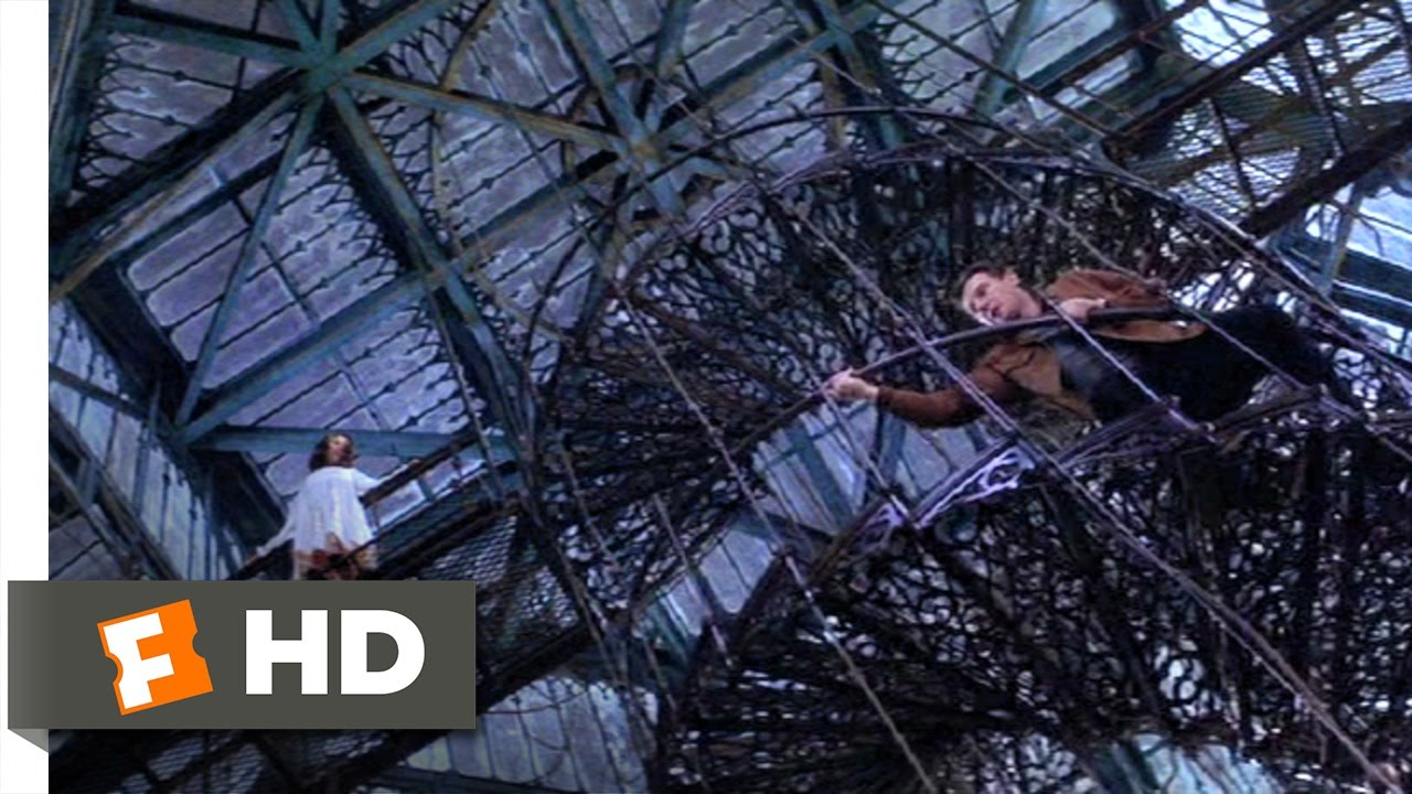 The Haunting (5/8) Movie CLIP - The Spiral Staircase (1999) HD