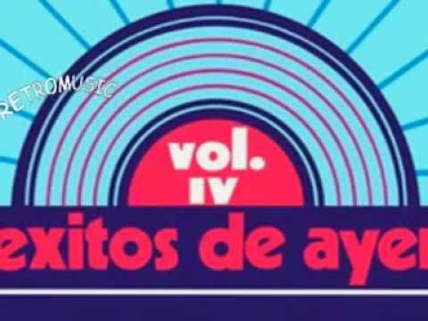 EXITOS DE AYER  -  VOL 4 ( LP COMPLETO )
