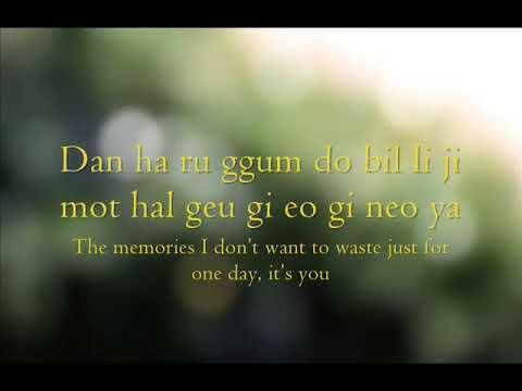 Baby You-4men ft Navi (Rom+Eng Lyrics)