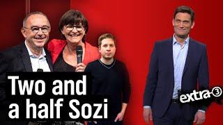 Zwei neue SPD-Vorsitzende – 100 Fragen