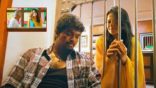 Ilayathalapathy Vijay, Anushka Shetty, SriHari Blockbuster FULL HD Action/Drama Part -6 | Vendithera