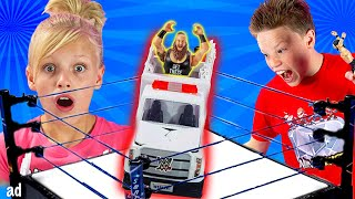 Surprise Gift! WWE Slambulance