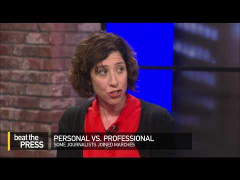 Beat the Press: Personal vs. Professional