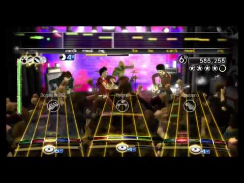 Lady Gaga's 'Poker Face' (South Park Version) - Eric Cartman Expert Full Band Full Combo Rock Band 2