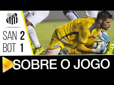 Destaques do Peixe comentam vitória sobre o Botafogo, no Brasileiro de Aspirantes