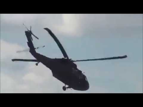 Royal Thai Army helicopter