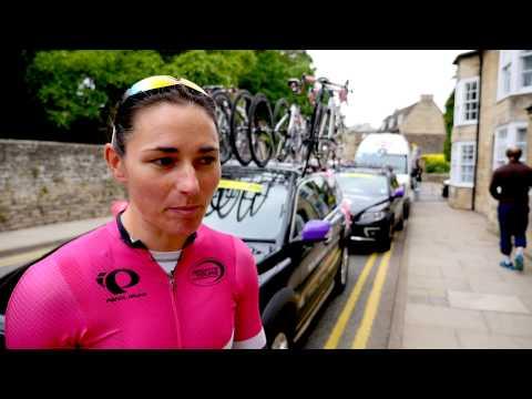 Dame Sarah Storey Interview