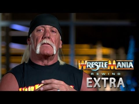 Hulk Hogan reflects on Andre The Giant - WrestleMania Rewind WWE Network Extra