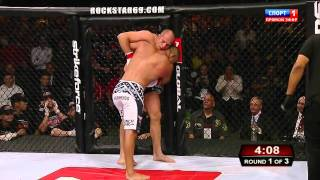 Fedor Emelianenko vs Dan Henderson KNOCKOUT Full Fight HD