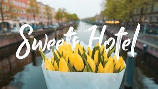 Sweetest HOTEL in AMSTERDAM | HOLLAND