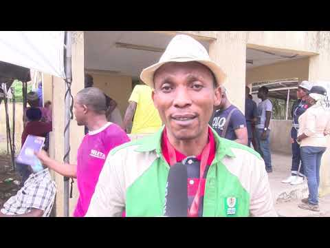 Presidential and NASS Election in  Eti-Osa LGA