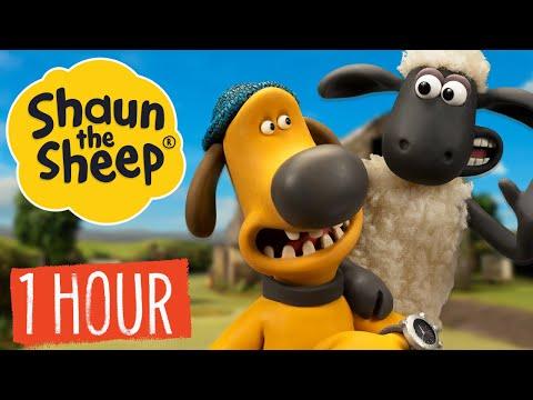 Эпизоды 31-40 сборник S1 | Барашек Шон [Shaun The Sheep S1 Compilation]