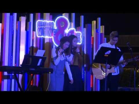 SweeTone《陪著你走+至少還有你+Officially Missing You+下雨的夜晚+迷》@ 香港美酒佳餚巡禮2017