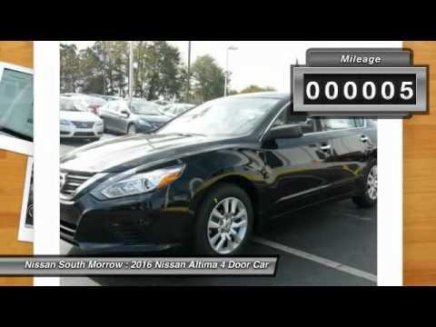 2016 Nissan Altima Morrow GA C109540