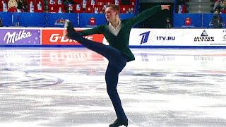 На чемпионате РФ по фигурному катанию определятся победители в мужском одиночном катании и в танцах
