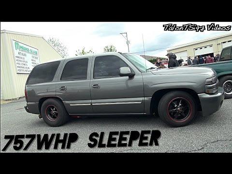 Budget Built Sleeper Turbo Tahoe | 757whp |