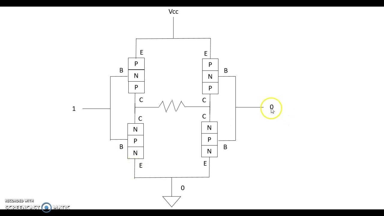 H-Bridge Circuit Operations Explained. on