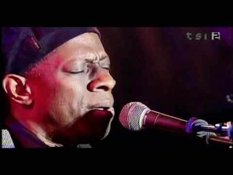 KEB MO   More than one way home LIVE Piazza Blues ITALY
