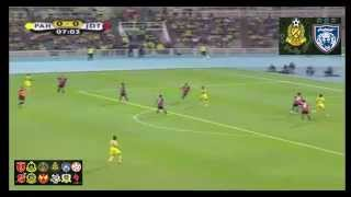 Pahang vs JDT 1 - 1 | Liga Super 2015