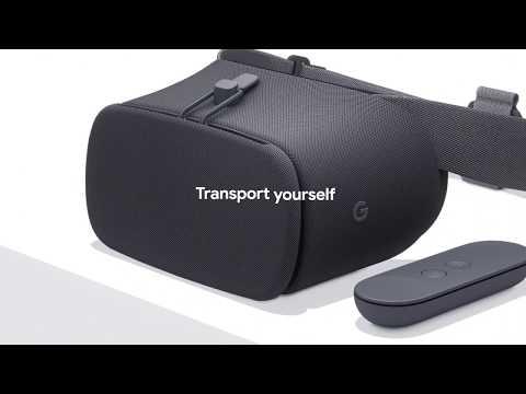 Meet the new Google Daydream View