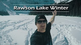 Rawson Lake Winter Hike in Kananaskis | Journey Alberta