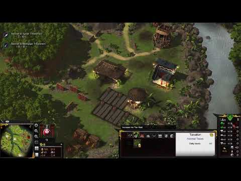 Stronghold Warlords - 1. A New King |