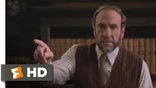 Finding Forrester (6/8) Movie CLIP - Are You Challenging Me? (2000) HD