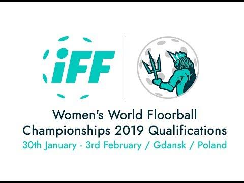 2019 WFCQ - NOR v SWE