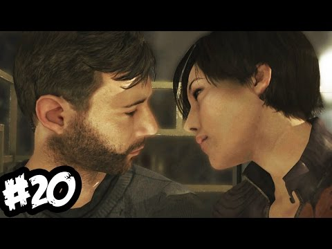 KJE SE BAKNAT?? (Heavy Rain Playthrough / Walkthrough Part 20)