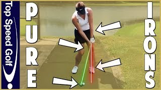 The Easiest Way To Strike Your Irons Pure