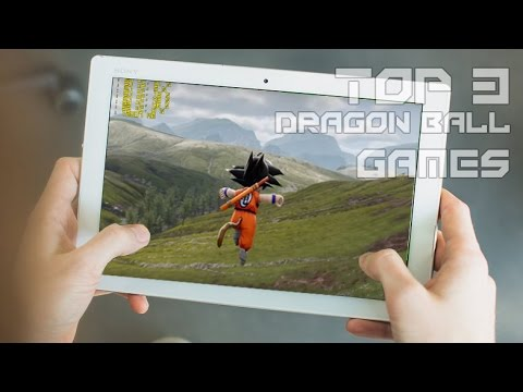 Top 3 Dragon Ball Z Games For Android